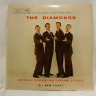 THE DIAMONDS ORIGINAL MG 20309 1957 LP NEAR MINT