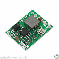 DC-DC BUCK CONVERTER MODULE STEP DOWN 3A • ADJUSTABLE • 4.5-28V to 0.8-20V