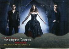 Vampire Diaries Stagione 4 completa 72 Card Set di base