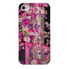 KENZO Cover Kilai Coque de protection - Noir - pour Apple iPhone 4, 4S
