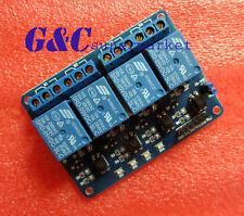 5V 4--Channel Relay Module for Arduino PIC ARM DSP AVR Electronic
