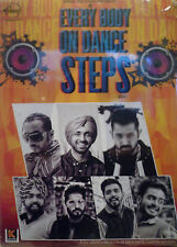 EVERY BODY ON DANCE STEPS - PUNJABI / BHANGRA CD - (2-CD - SET).