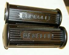 1960's-1970's Benelli, various models, PAIR foot peg rubbers with logo  00520