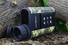 Durable Digital IR Night Vision Monocular 500m 4xZoom Scope+Laser Range Finder