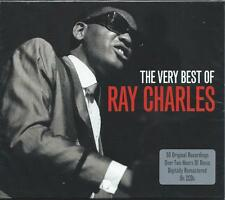 Ray Charles - The Very Best Of...Greatest Hits (2CD 2013) NEW/SEALED