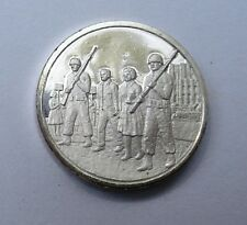 Franklin Mint Mini Ingot 1957 Federal Troops Protect Civil Rights in LITTLE ROCK