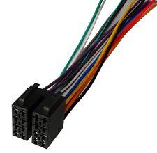Connecteur fiche ISO 13PIN 8+5 pour autoradio précâblée faisceau universel