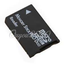 Adapter Micro SD SDHC TF to Memory Stick MS Pro Duo PSP Card 1 Slot Converter