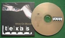 Texas White on Blonde inc Say What You Want + CD