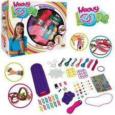 Girl Weavy Loops 'Maxi Kit' Making Kit Girls Creative Accessories Brand New Gift