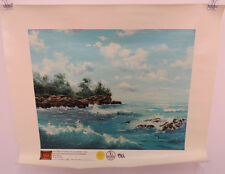 JEAN BARTLETT MY SPECIAL PLACE PAINTING IGI PAINT OCEAN WATER ART 11858 MASTER