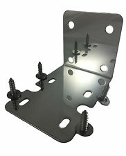 Stainless Steel Bracket & Screws Suit BIG BLUE Whole House Housings 0-6GHD 22-3