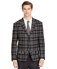 $1250 Brooks Brothers Thom Browne for Black Fleece wool blazer jacket BB1 S
