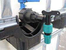 IBC Plastic Cap and Tap