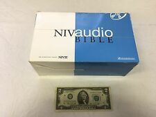 USED Zondervan NIV Old & New Testament, Complete, 64 CDs, Audio book BIBLE