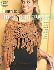 Free-Form Crochet -How To- Book by Annies Attic® Soft Cover 39 Pg 8 Patterns 235