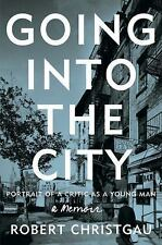Going into the City: Portrait of a Critic as a Young Man-ExLibrary