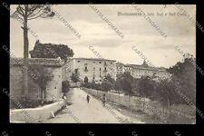 Frosinone Cassino cartolina EMA609 SZF