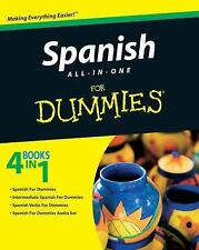 Spanish All-In-One for Dummies by Consumer Dummies Staff, American Geriatric...