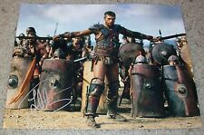 LIAM MCINTYRE SIGNED AUTOGRAPH SPARTACUS 11x14 PHOTO F w/EXACT VIDEO PROOF