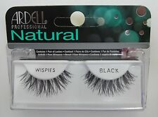 Ardell Natural  WISPIES False Lashes Eyelashes Black Strip Fake
