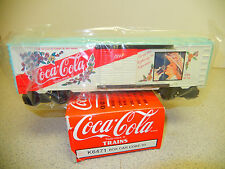 K-LINE 6471 BOX CAR COKE 93- BOXED- NIB- R1