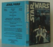 GEORGE LUCAS Star Wars The Adventures of Luke Skywalker FIRST EDITION