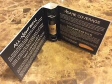 Urban Decay All Nighter Foundation Deluxe Size Shade 5 AND Concealer Sample Card