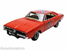 AUTO WORLD 1:18 DODGE CHARGER 1969 GENERAL LEE DUKES OF HAZZARD AMM964 *SEALED*