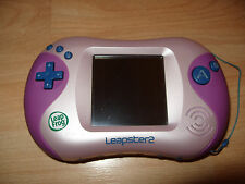 Leapfrog Leapster Console - Multimedia Learning System - Handhold & CASE