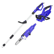 """Blue Max (8"""") 6.25-Amp 2-In-1 Electric Pole Saw"""