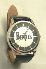 The Beatles Silver Limited Edition 1 of 10,000 Fossil Watch - EX Condition