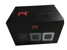 Brookstone Spin-R App Controlled Watch Winder Wind Time Black