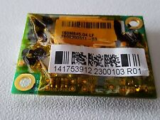 GENUINE SONY PCG-7D1M  MODEM BOARD CARD 141753912  T60M845 -856