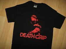 Death Grip Movie Tee - 2012 Martial Arts Film Eric Jacobus Black T Shirt Small