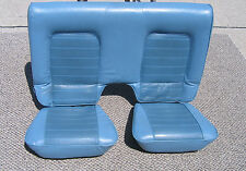 1979 Ford Pinto Runabout Rear Seat Cushion Upholstery 79, 80,  77?, 78 ? Bobcat?