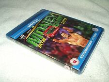 Blu Ray Wrestling WWE Money In The Bank 2012