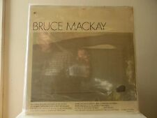 "BRUCE MACKAY - ORO RECORDS-1 - ""SEALED"""