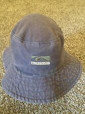 Quicksilver Essentials Hat Cap Blue Cotton Very Nice GXN