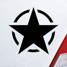 Autocollants Pour Voiture US ARMY étoile USA Amérique Hotrod Jeep Retro Fun 939