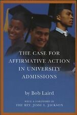 The Case for Affirmative Action in University Admissions-ExLibrary