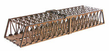 N-BR009 Twin Track Extra Long Girder Rail Bridge N Gauge Model Laser Cut Kit