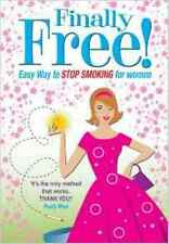 Allen Carr's Finally Free!: The Easy Way to Stop Smoking for Women, Allen Carr,