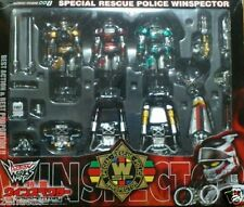 Used Megahouse ACTION WORKS Special Rescue Police Winspector