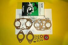 Genuine NOS Carter / Federal Mogul, Dellorto DRLA carburetor repair kit.