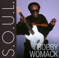 BOBBY WOMACK : S.O.U.L. (CD) sealed