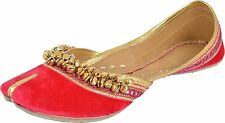 Indian shoes Designer Shoes Indian Ethnic shoes Women shoes Punjabi jutti USA-8