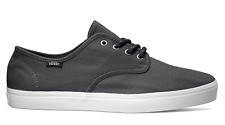 Vans Madero 14 oz Dark Shadow/Leopard Men's Classic Skate Shoes Size 11.5