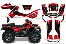 CAN-AM OUTLANDER MAX 500 650 800R GRAPHICS KIT CREATORX DECALS STICKERS TXBR