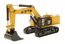 Die Cast Masters Caterpillar 390F Hydrauli Excavator NEW 1:50 85284 Metal Tracks